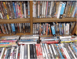 映画DVD・音楽CD